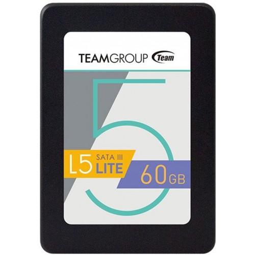 SSD накопитель TEAM L5 Lite 60 GB (T2535T060G0C101)