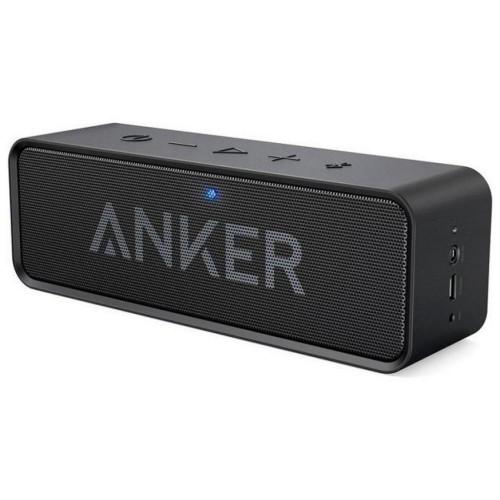 Портативная колонка Anker SoundCore Black (A3102H11)