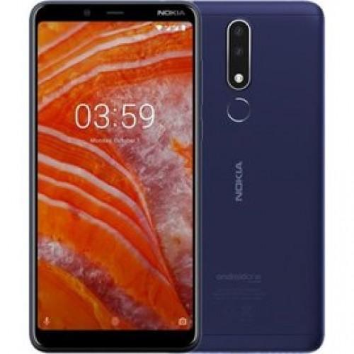 Nokia 3.1 Plus DS Blue (11ROOL01A06) (Официальная гарантия)