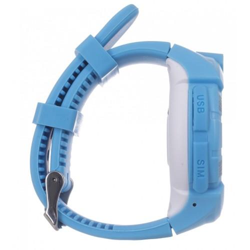Дитячий розумний годинник ERGO GPS Tracker Color C010 Blue