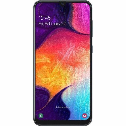 Samsung Galaxy A50 2019 SM-A505F 6/128GB Black (SM-A505FZKQ) (Официальная гарантия)