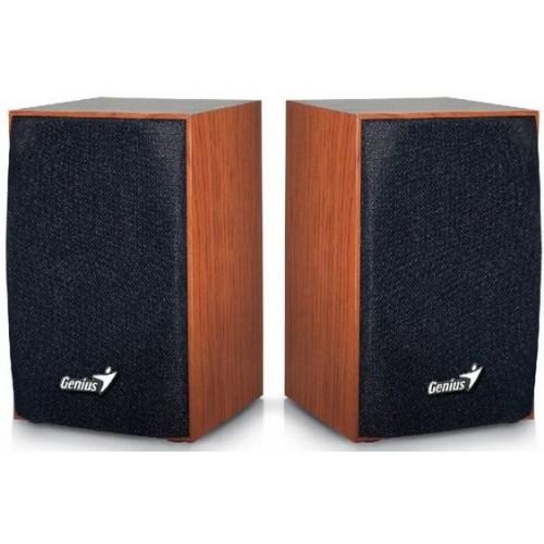 Мультимедийная акустика Genius SP-HF160 Wood (31731063101)