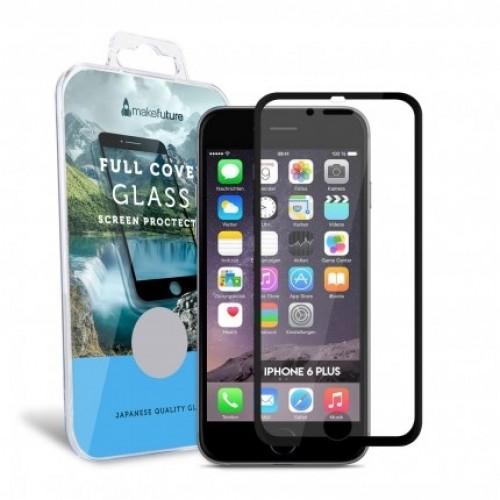 Защитное Стекло Makefuture Apple Iphone 6 Plus/6S Plus Metal Edge Black