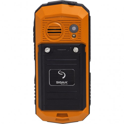 Sigma mobile X-treme IT67m black-orange