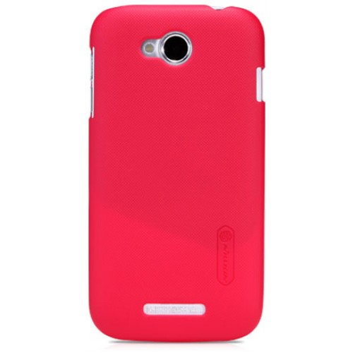 Чехол NILLKIN Lenovo A706 - Super Frosted Shield (Red)
